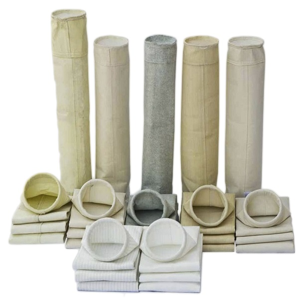 What is the capacity of dust filter bags
