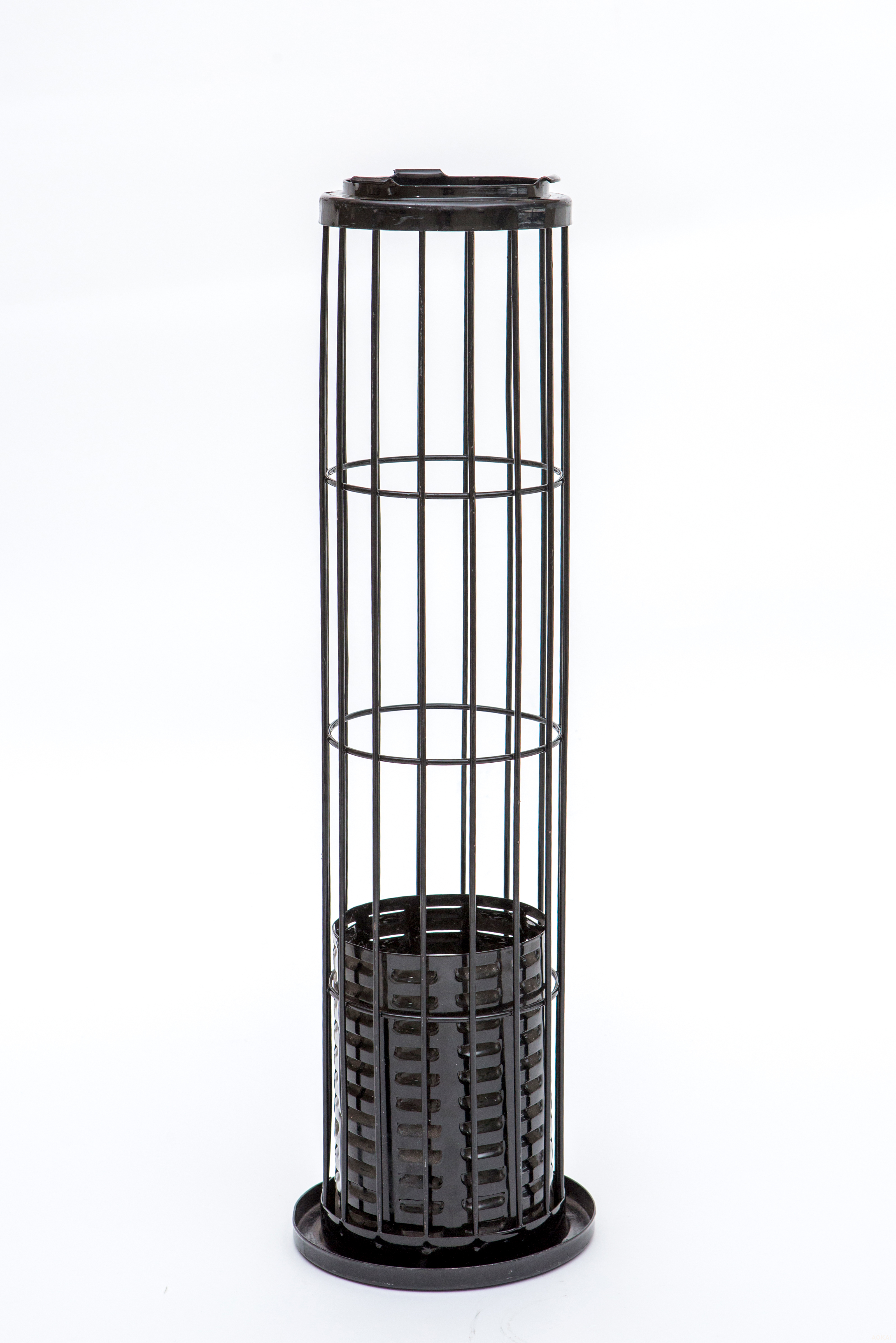 Stainless Steel Dust Collectors Filter Bag Cage
